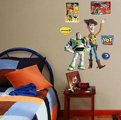 toy story giant wall stickers mural 4