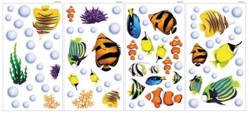 Under Decorative Peel and Stick Wall Art Decals
