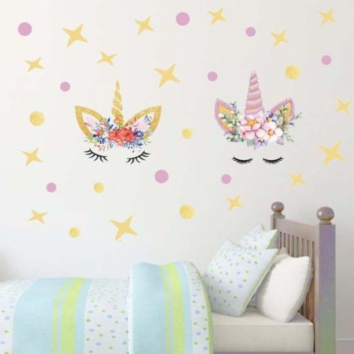 Wall Stickers Stars Girls Wall