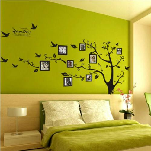 Vinyl Home Room Art Quote Wall Stickers Removable Mural DIY