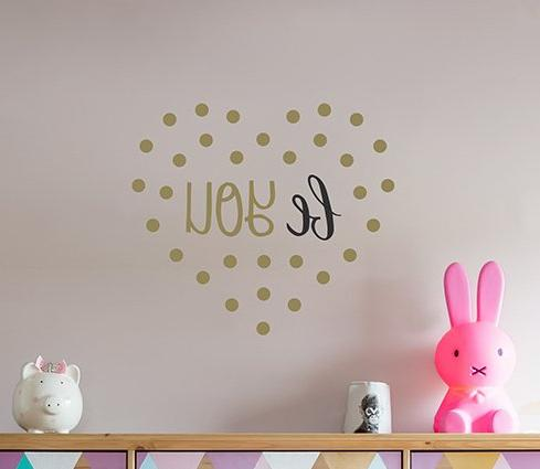 """Paper Riot Co. Wall Decals Inspirational Room Decor Easy to Peel Stick + on Painted Walls Bold. Twelve 6""""x8"""" Vinyl DIY Decoration"""
