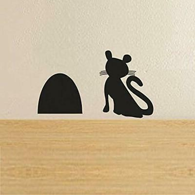 wall stickers and murals cat waiting