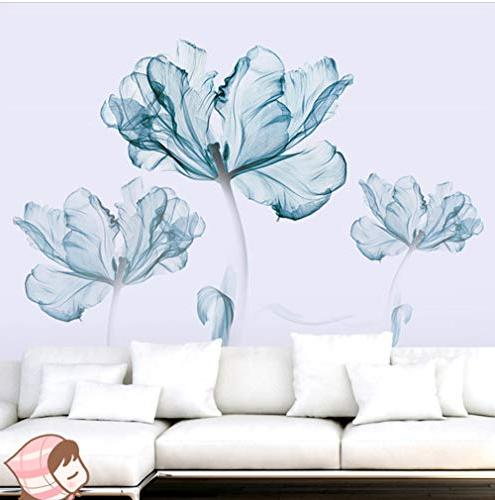 DERUN & Home Décor Living Room Decals Improvement Paint Wall Murals Mural
