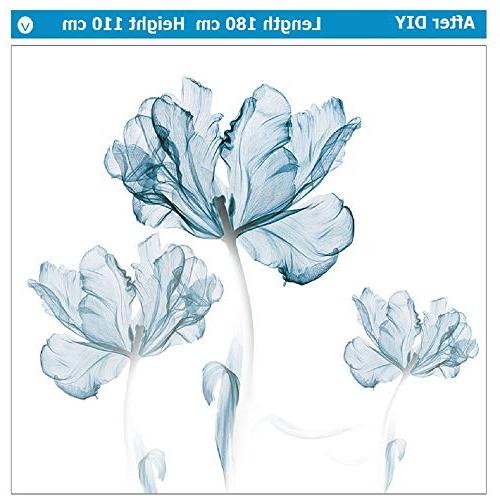 DERUN TRADING Wall Stickers & Décor Home Living Room Decals Home Paint Wall Murals Vinyl Removable Mural