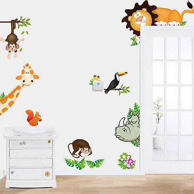 Wild Wall Decals Baby