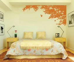 Large Wall Tree Top Nursery Decal Branches Wall Art Sticker