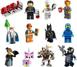 LEGO MOVIE 11 CHARACTERS Decal Movie WALL STICKER Home Decor