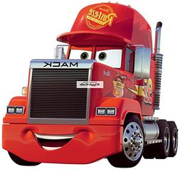 9 Inch Mack Truck Team McQueen Rig Wall Decal Sticker Disney