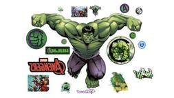 Fathead Peel and Stick Decals Marvel Avengers Assemble Hulk