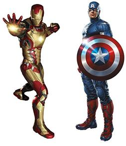 Marvel Superheroes Avengers Comic - Civil Wars - Captain Ame