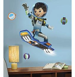 RoomMates Miles From Tomorrowland Peel & Stick Giant Wall De