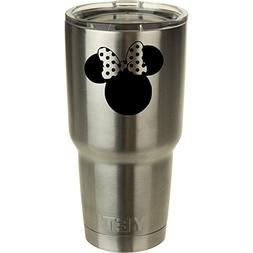 Minnie Mouse Yeti Tumbler Decal Walt Disney Disney World Dec