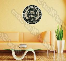 Never Too Old To Rock n Roll Music Song Wall Sticker Interio