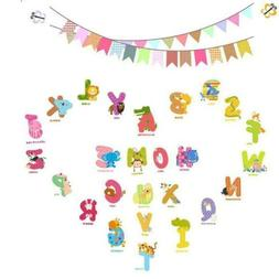 Nice Wall Decals English Letters Sticker Decor For Kids Room