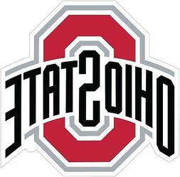 Ohio State Buckeyes Color Vinyl Decal Sticker - You Choose S