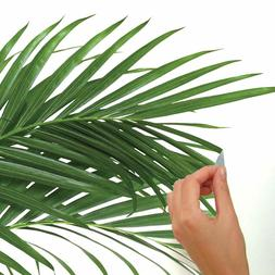 Palm Leaf Peel and Stick Giant Wall Decals Tropical Beach Is