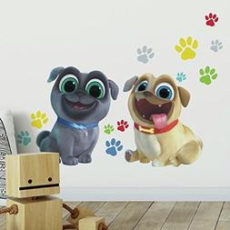 RoomMates Puppy Dog Pals Decal, 36.5 x 17.25, Multicolor