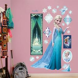 Fathead RealBig Disney Frozen Snow Queen Elsa Wall Decal