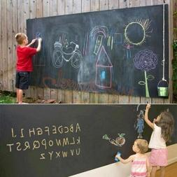Removable Chalk Board Blackboard Vinyl Wall Sticker Decal Ch