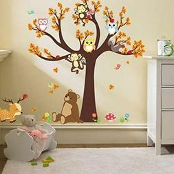 Removable Stickers Kids Nursery Room Wall Decal Sticker DIY