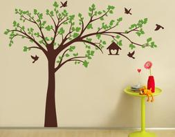 Pop Decors Removable Vinyl Art Wall Decals Mural for Nursery