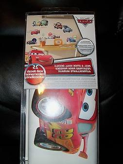 RoomMates Disney Pixar Cars 2 Peel and Stick Wall Decals