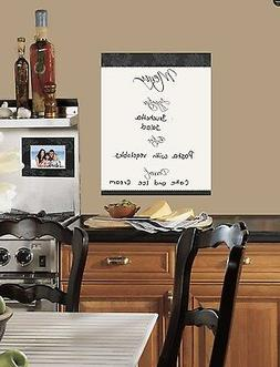 ROOMMATES RMK1774GM Dry Erase Menu Peel and Stick Giant Wall