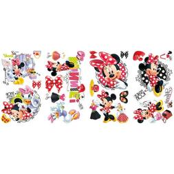 RoomMates RMK2121SCS Mickey and Friends Minnie Loves to Shop