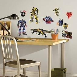 RoomMates RMK2525SCS Transformers Age of Extinction Peel and