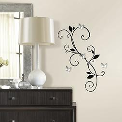 RoomMates RMK2689SCS Scroll Sconce Peel and Stick Wall Decal