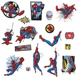 RoomMates RMK4453SCS Ultimate Spider-Man Comic Peel and Stic