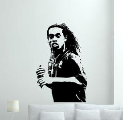 ronaldinho wall decal soccer football vinyl sticker