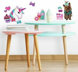 RoomMates Jojo Siwa Cute And Confident Peel And Stick Wall D