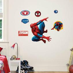 SPIDERMAN FATHEAD Wall Decals AMAZING SPIDER-MAN Room Decor