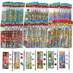 stationery set assortment for boys and girls