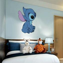 Stitch, Lilo and stitch 3D Window Decal WALL STICKER Home De