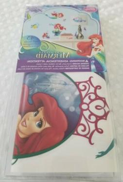The Little Mermaid Disney Princess Vinyl Wall  43 Removable