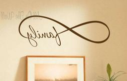 Design With Vinyl Top Selling Decals Infinity Family Wall Ar