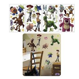 Toy Story 3 RoomMates Vinyl Wall Bedroom Removable Decal Sti