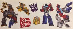 TRANSFORMERS wall stickers 7 decals kid's  room decor Bumble