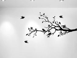 tree branches wall decal love