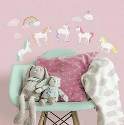 UNICORN MAGIC wall stickers 23 decals room decor mythical ho