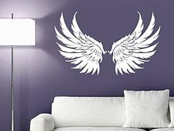 Wall Decal Vinyl Sticker Decals Art Decor Design Big Wings A