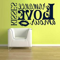 Wall Decal Vinyl Sticker Decals Words Lettering Sign Love Ro