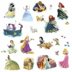Wall Decals NEW * Disney Princesses - Dream Big * Belle Jasm