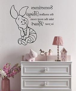 wall decals quote winnie the pooh decal