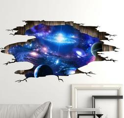 Wall decals Sticker Ceiling Universe Galaxy Planet living ro