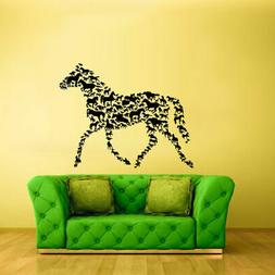 Wall Decals Vinyl Sticker Animal Horse From Animals Horse Pa