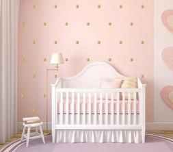 Wall Decals. Wall Decal Dots . Easy Peel & Stick. DIY Room D