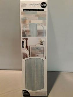 RoomMates Wall Decals Wood Planks RMK3696GM